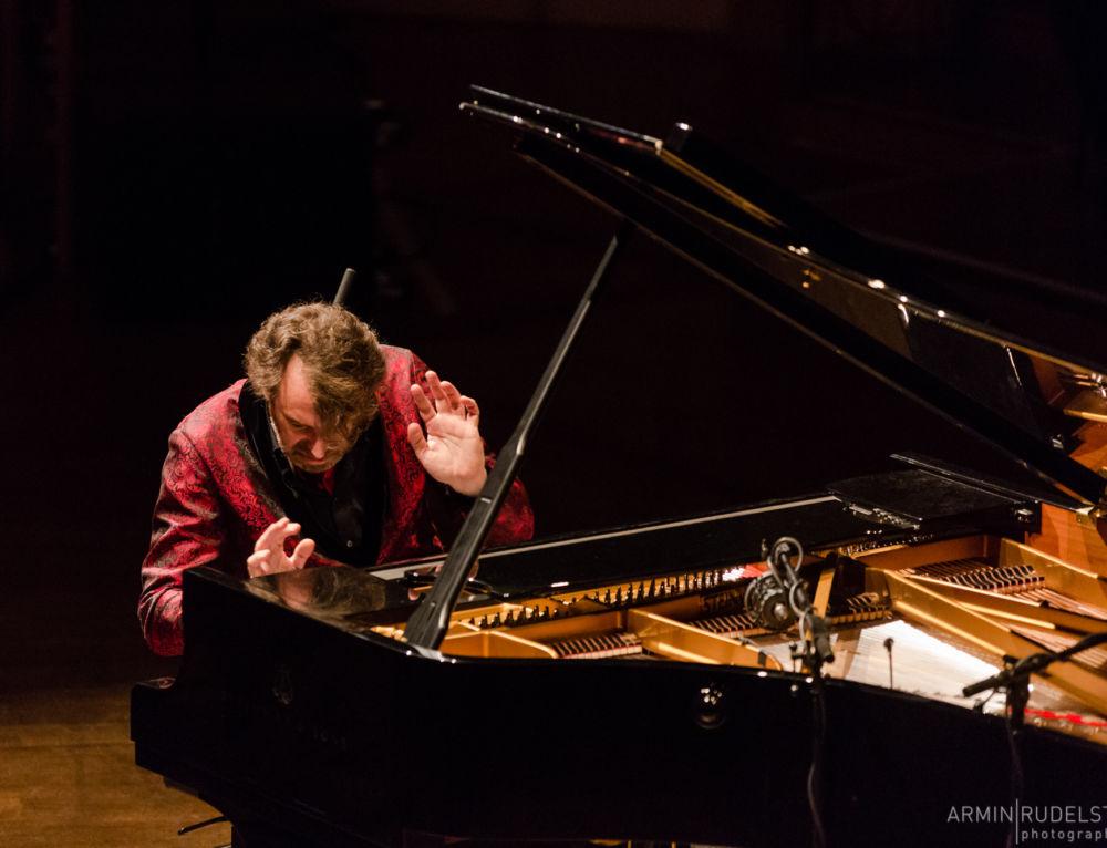 Chilly Gonzales im Wiener Konzerthaus