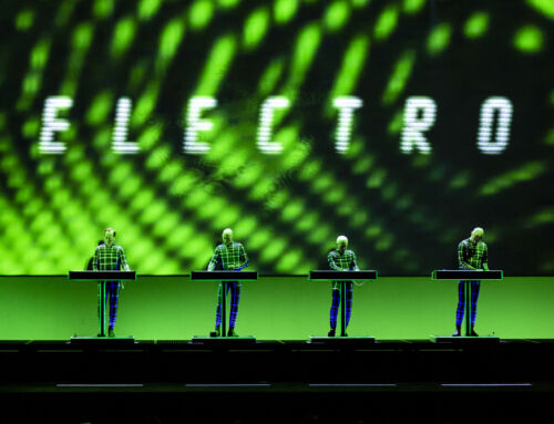 Kraftwerk – Elektroklänge überall, Dezibel im Ultraschall